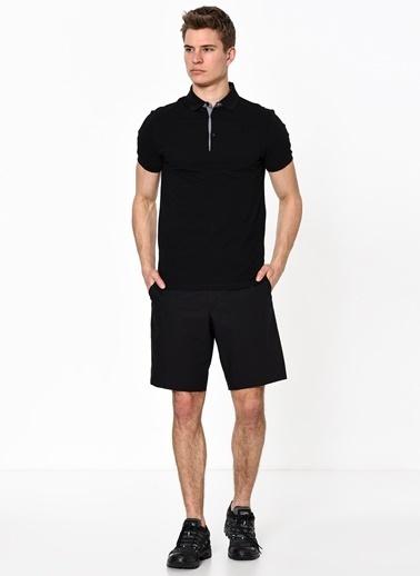 The North Face Polo Yaka Tişört Siyah